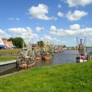 Kutter in Greetsiel